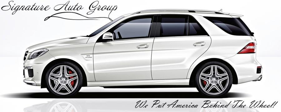 Signature Auto Group >> Signature Auto Group