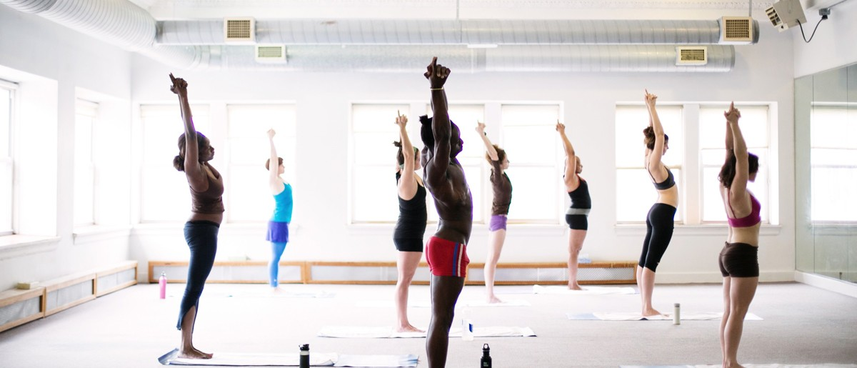 Bikram Yoga Brooklyn