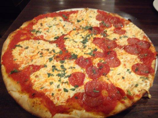 Crispy Pizza Staten Island Ny