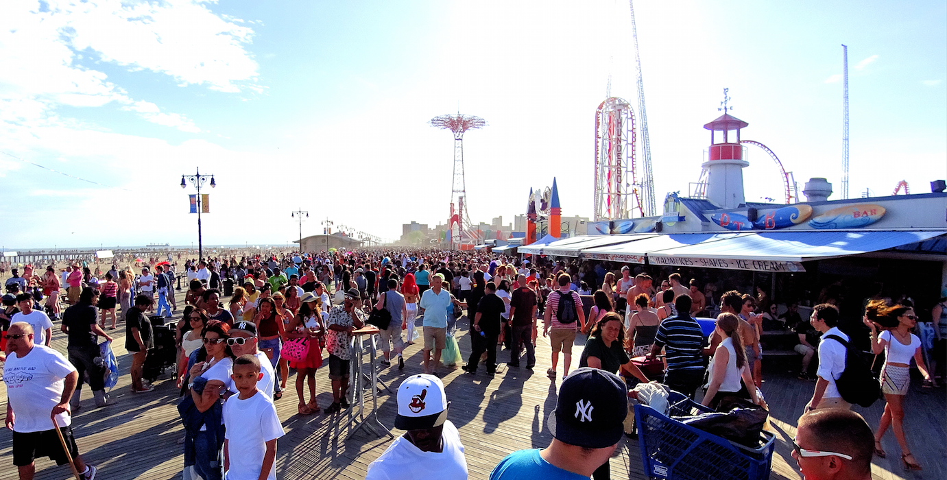 Luna Park in Coney Island-3