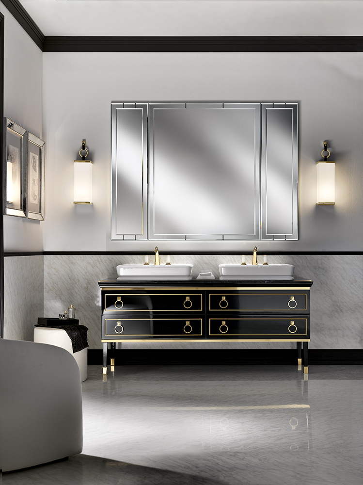 Modern, Classic, Art Deco Bathroom Vanities. Visit Our NYC Bathroom  Vanities Showroom For More Details.