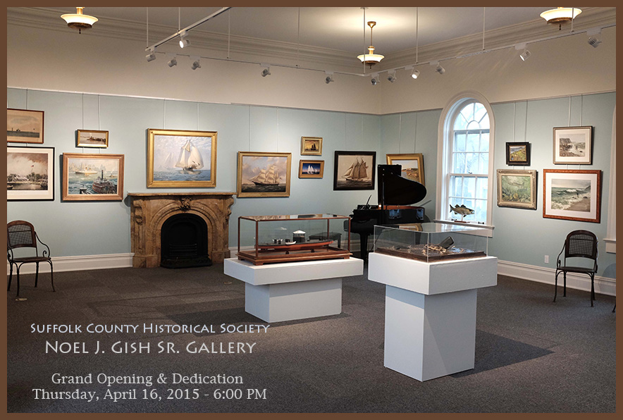 Suffolk County Historical Society: Museum, Library, Art Gallery-1