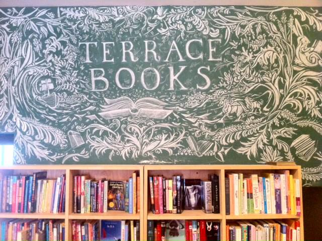 Terrace books explore brooklyn for The terrace book