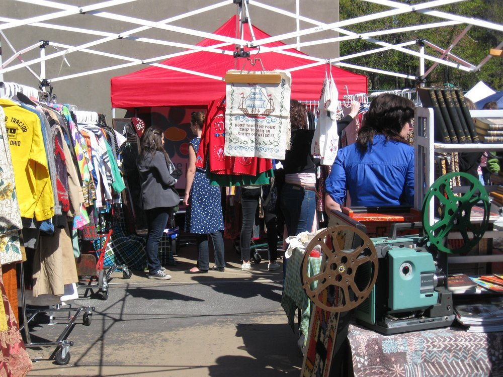 Brooklyn Flea - Fort Greene Flea-1