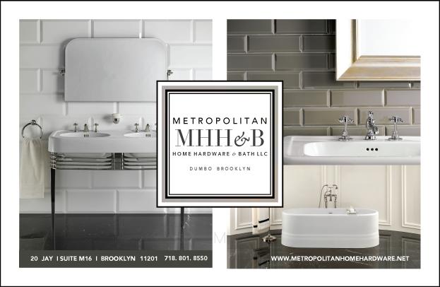 Metropolitan Home Hardware & Bath LLC Dumbo-1