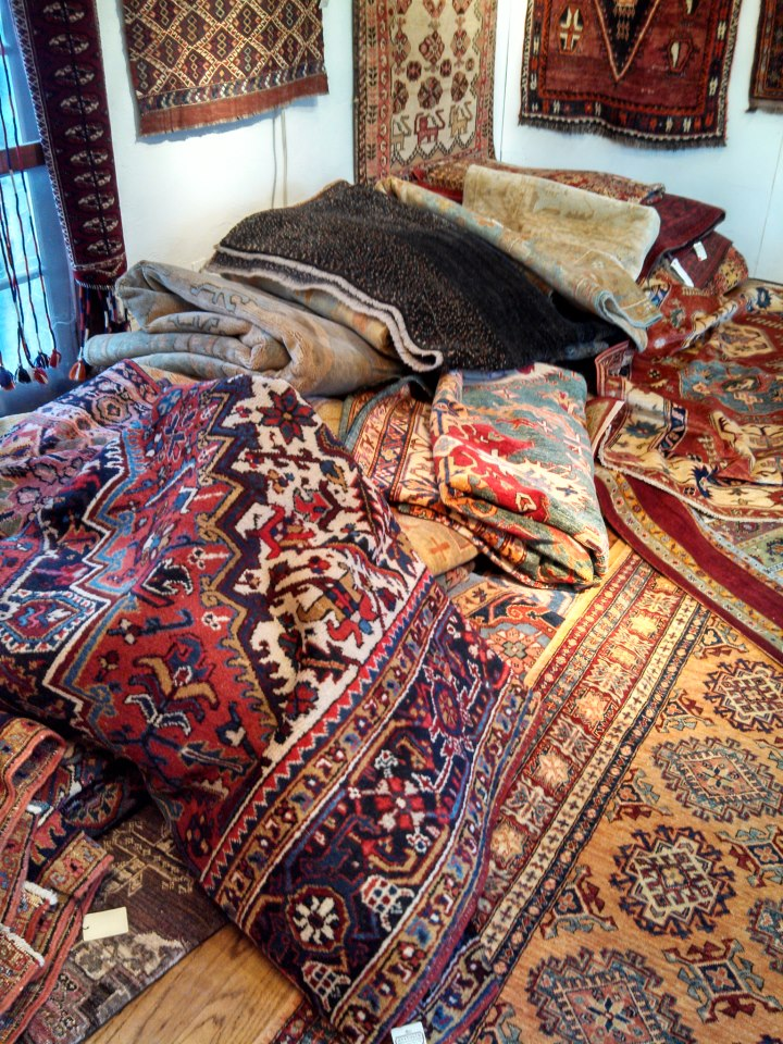 Anatolia Tribal Rugs & Weavings-4