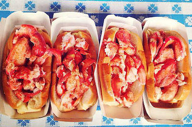 Luke's Lobster | Dumbo NYC