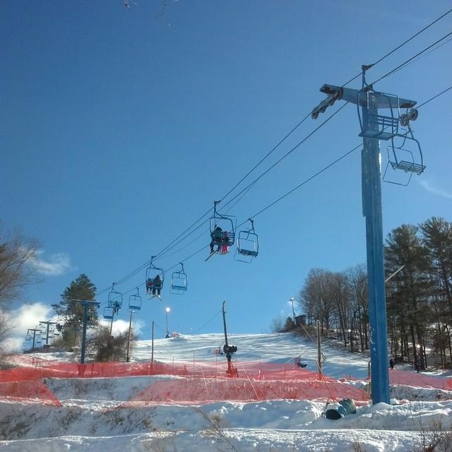 Thunder Ridge Ski Area-4