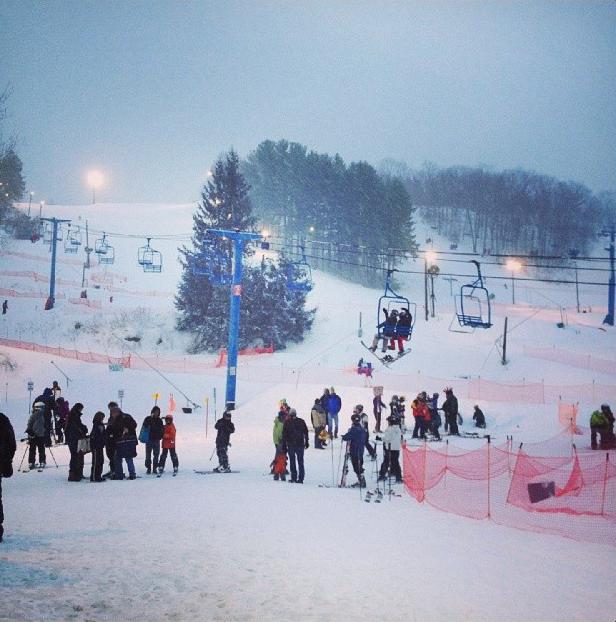 Thunder Ridge Ski Area-1