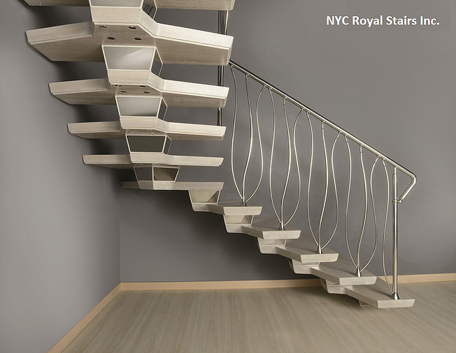 Perfect NYC Royal Stairs