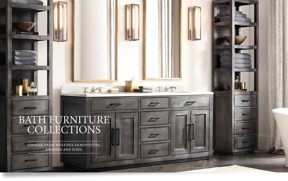 Restoration Hardware Bathroom Furniture  Restoration Hardware Bathroom Furniture Brownstoner. Restoration Hardware Bathroom Furniture  Restoration Hardware