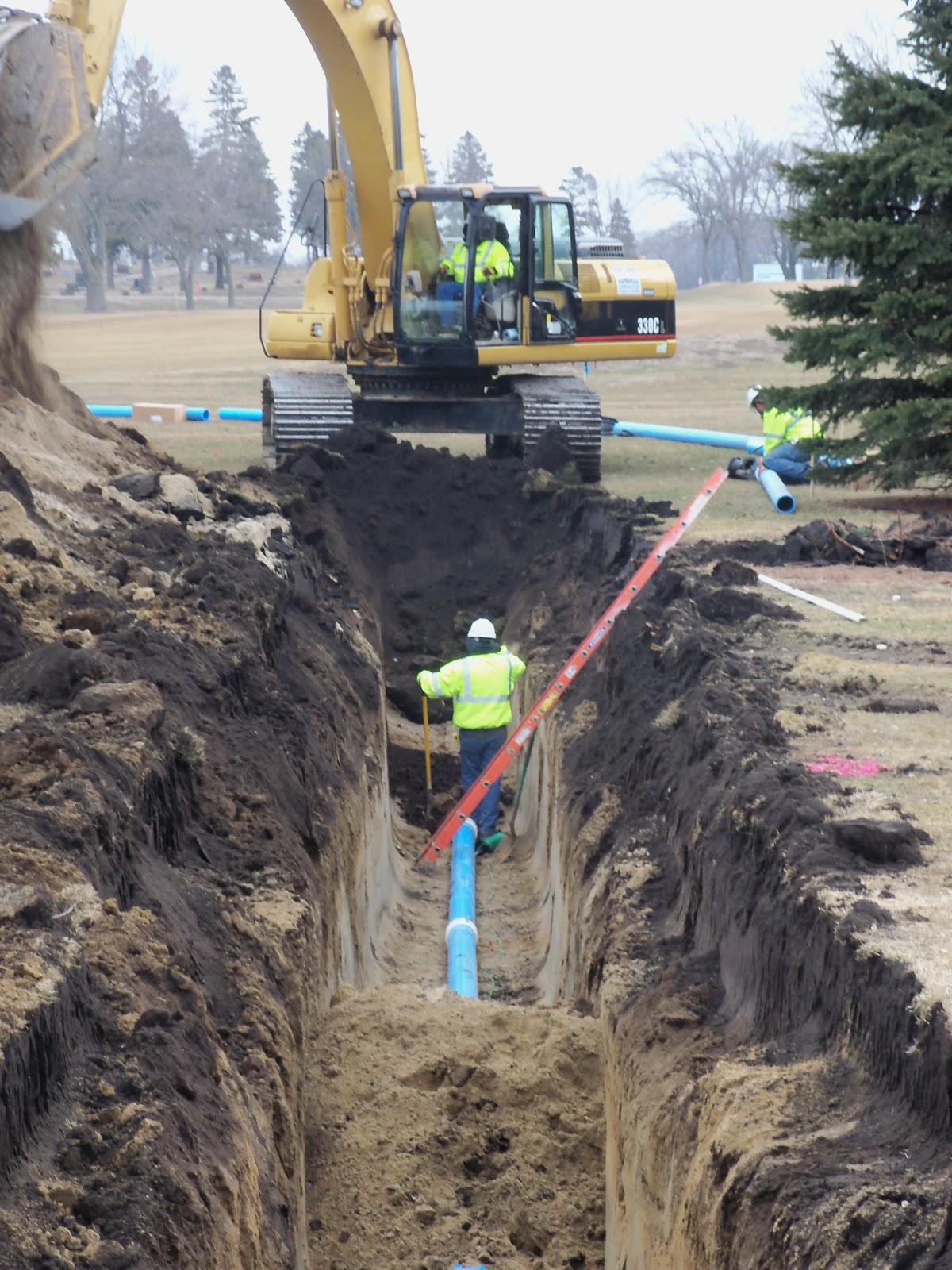 Balkan Sewer Amp Water Main Service Brownstoner
