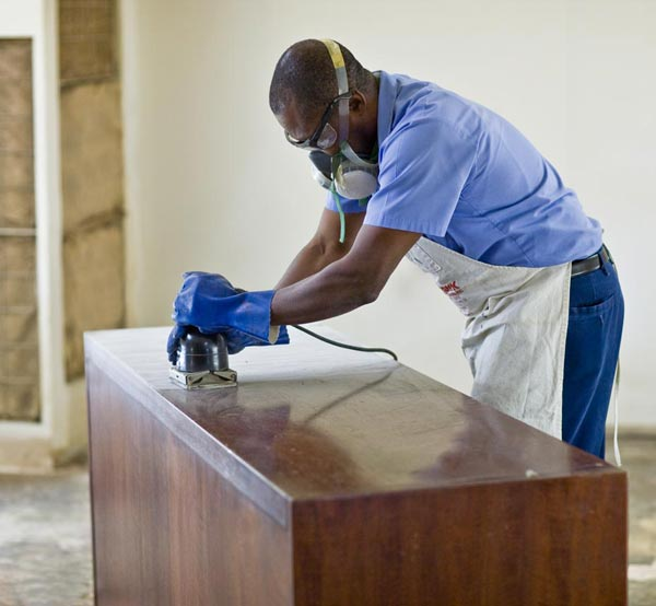 Services. Restoration; Wood Refinishing; Custom Woodwork And Furniture