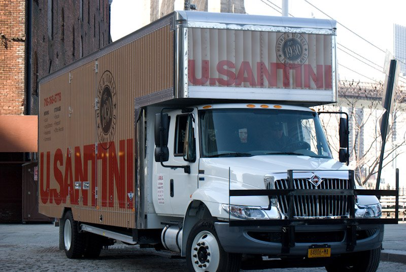 U. Santini Moving U0026 Storage Brooklyn, New York