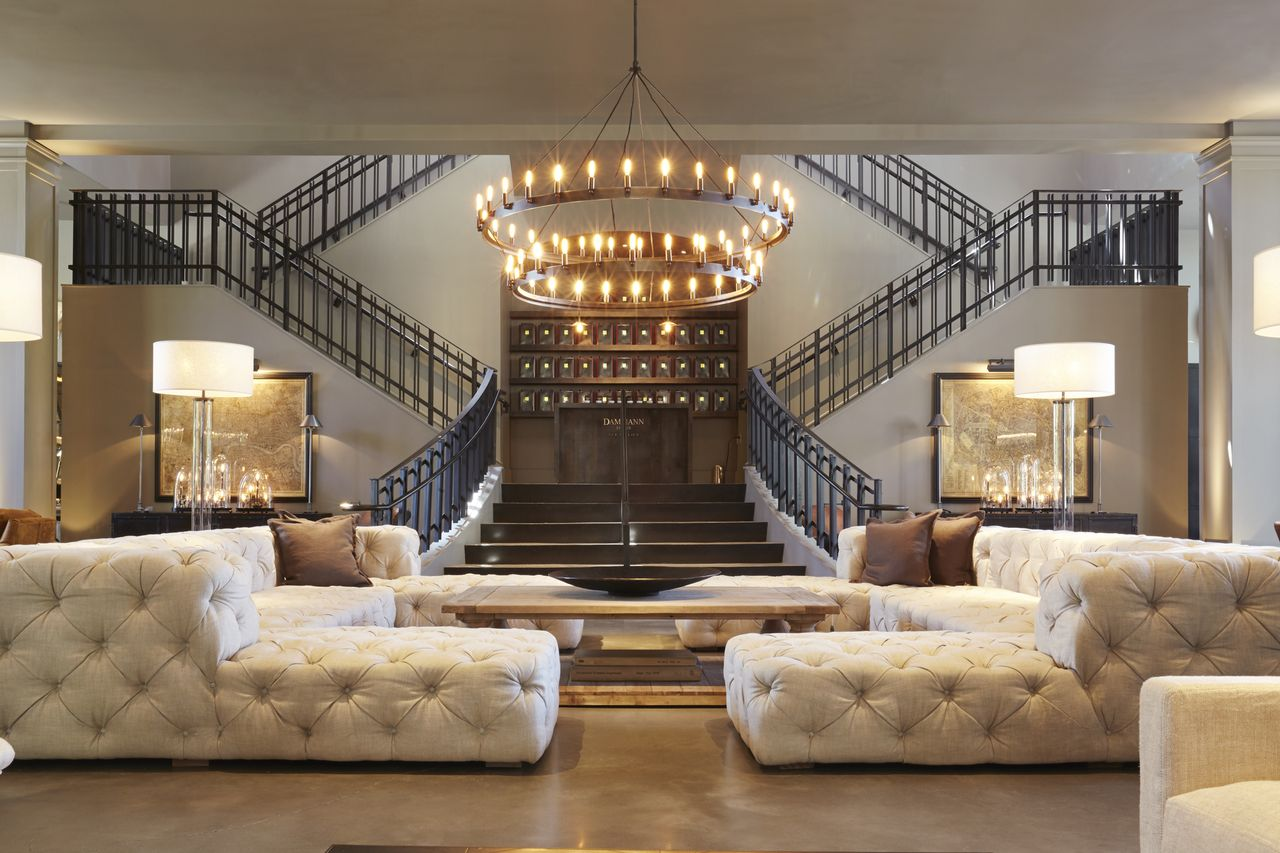 Restoration Hardware Brownstoner