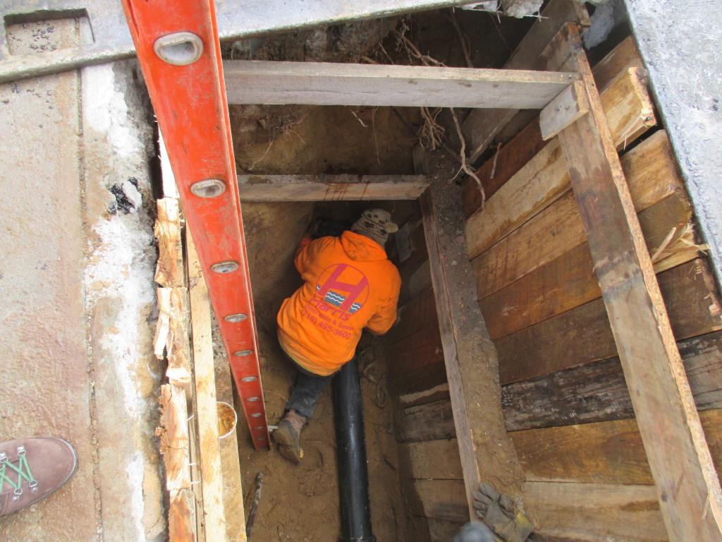Harris Water Main & Sewer Contractors-4