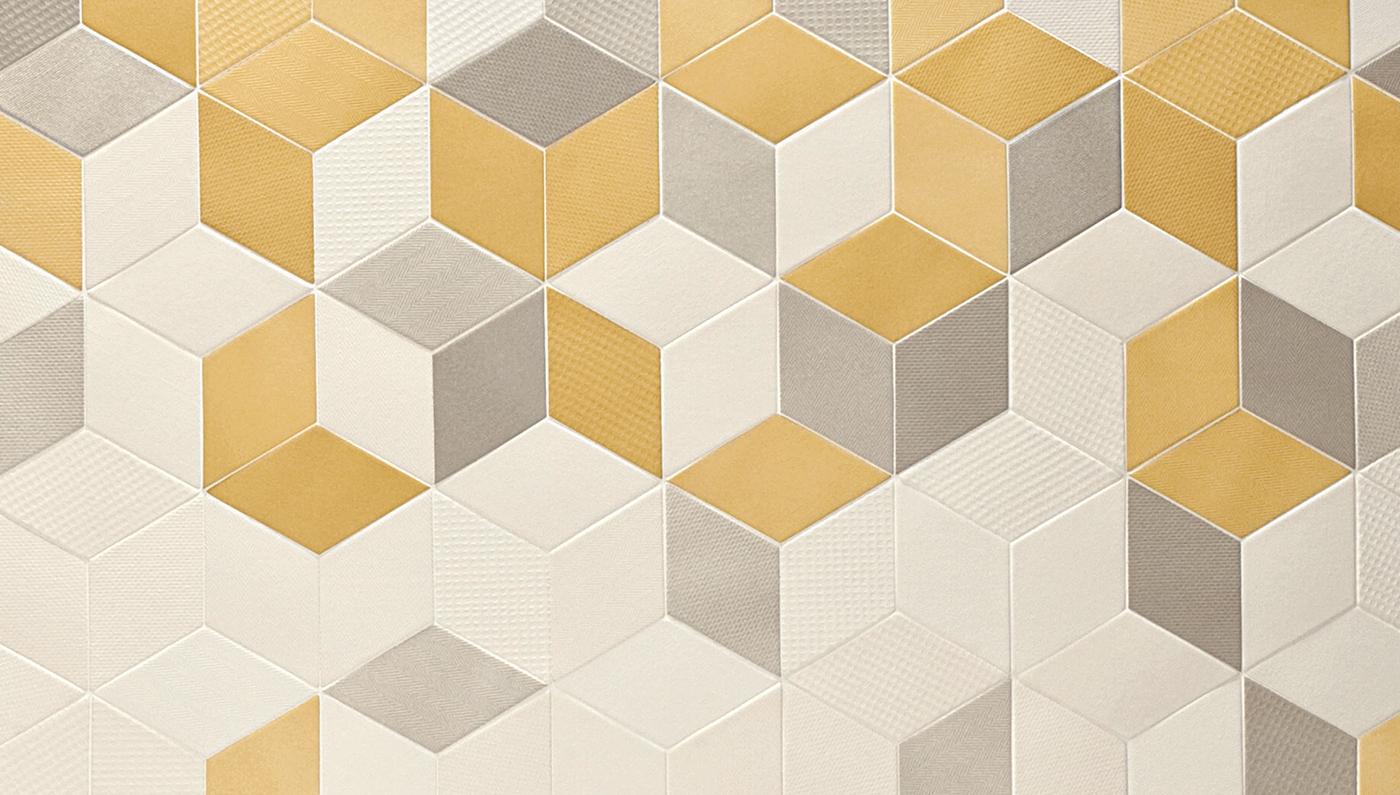 Piastrelle esagonali mutina: foto piastrelle in gres esagonali di