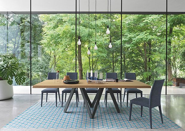 Modern Dining Room Nyc