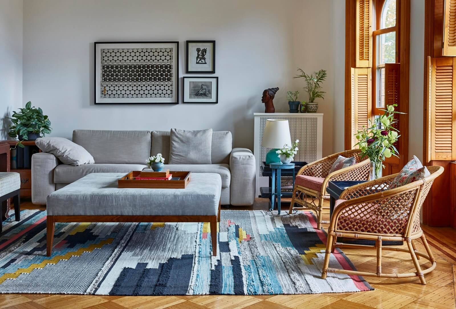 Interior Design Ideas New Life For A Vintage Park Slope