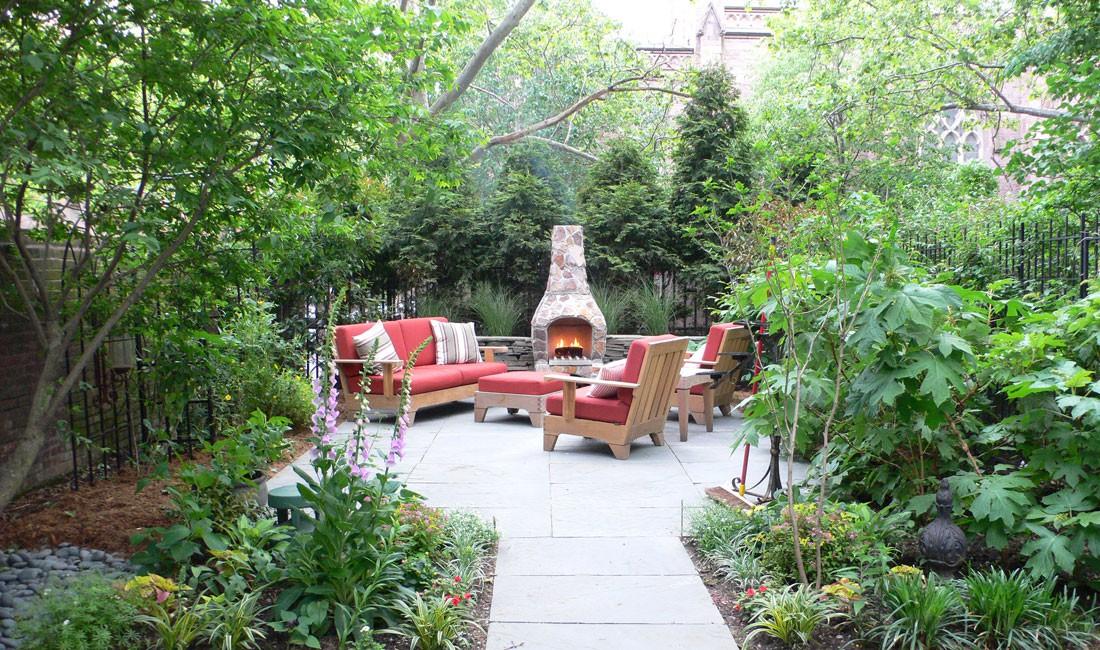 The Artist Garden | Brownstoner