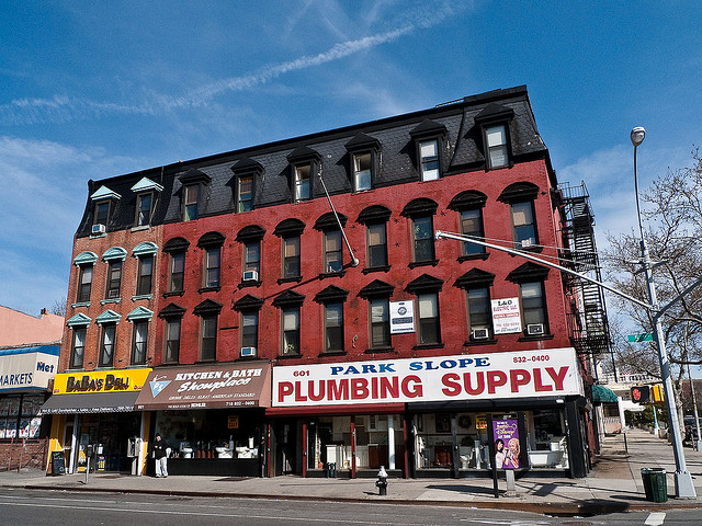 Park Slope Plumbing Supply Brownstoner