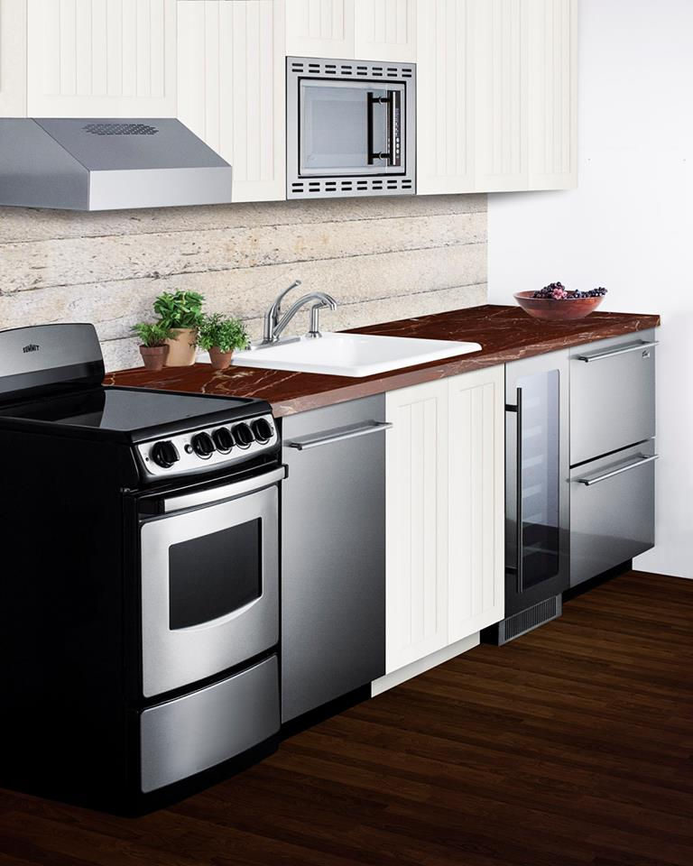Mini Kitchens For Apartments: Summit Appliance