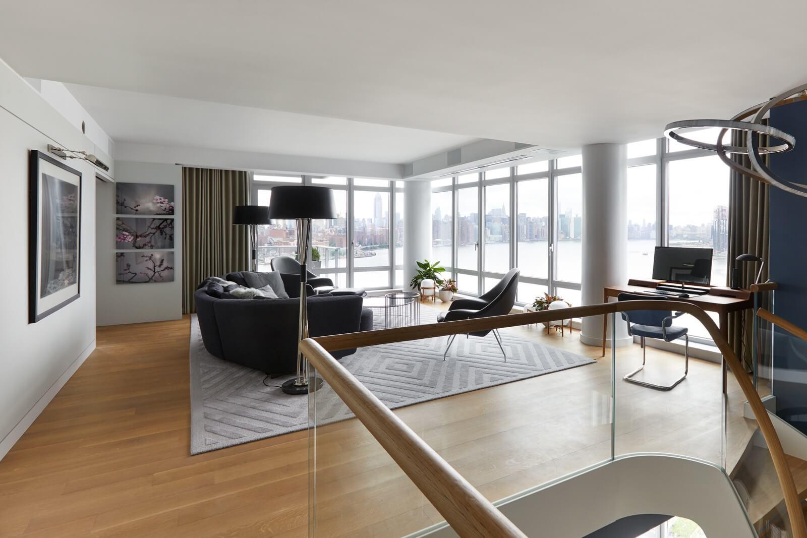 Interior Design Ideas: Brooklyn Homeowners Combine Three Units ...