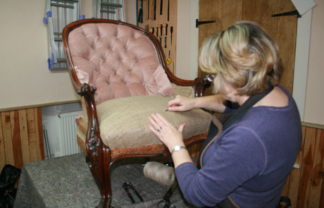 H Amp A Upholstery Brownstoner