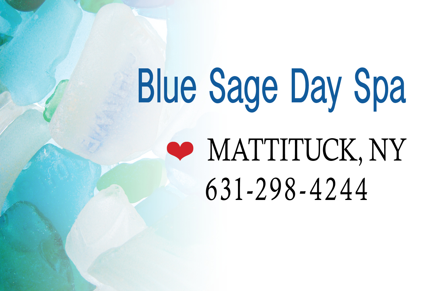 Blue sage day spa mattituck ny brownstoner pages for 3 day spa